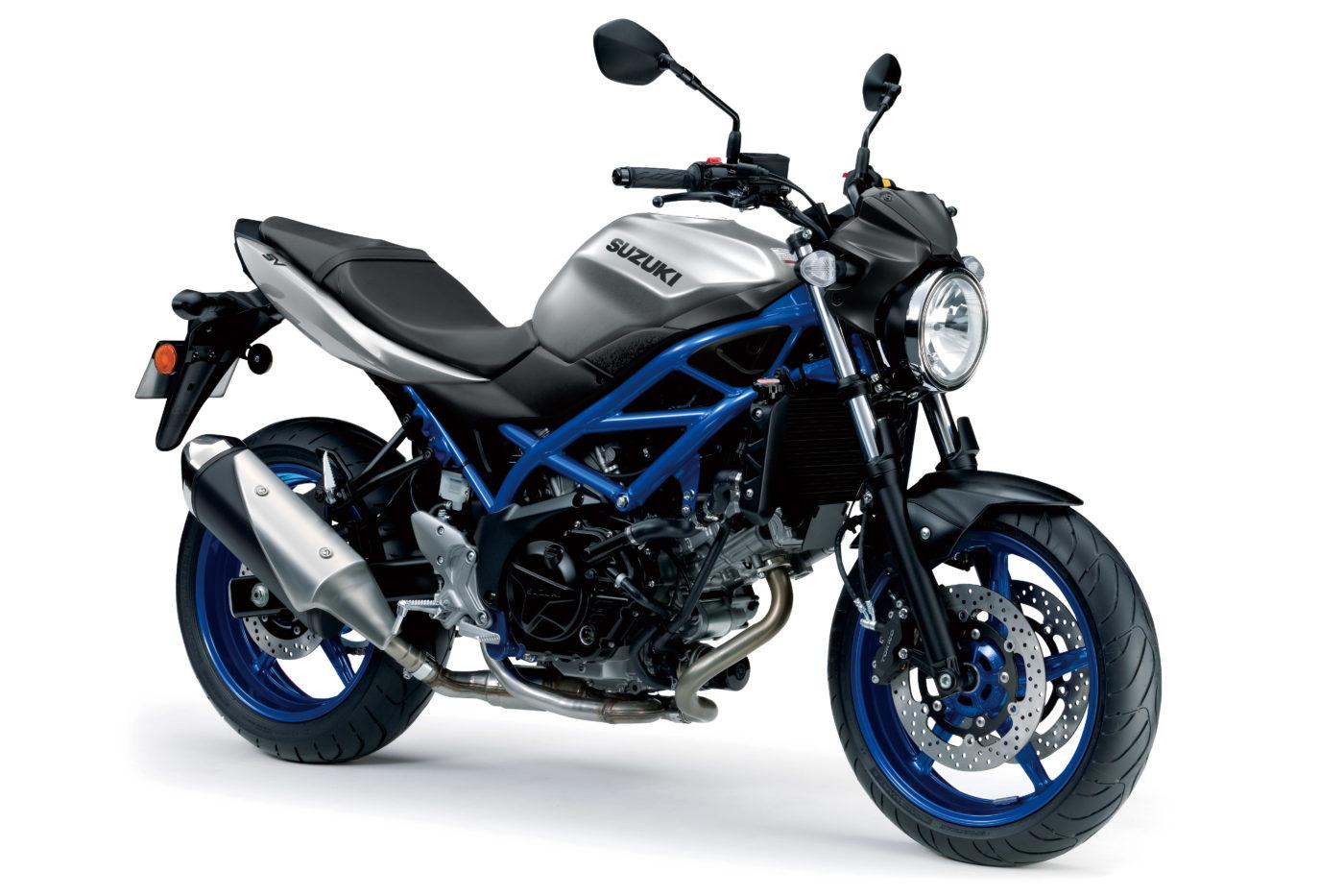 Suzuki SV650A 2020