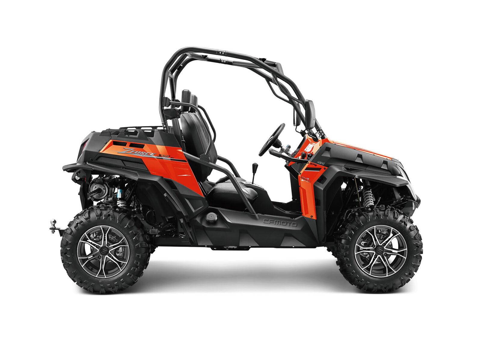 2021 ZFORCE 550EX 90 ORANGE 10464743