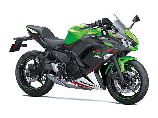 21MY Ninja 650 GN3 STU 1