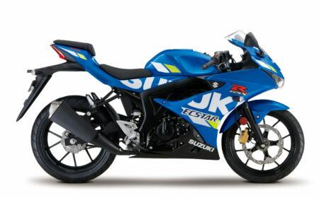 SUZUKI GSX-R125XA 2020