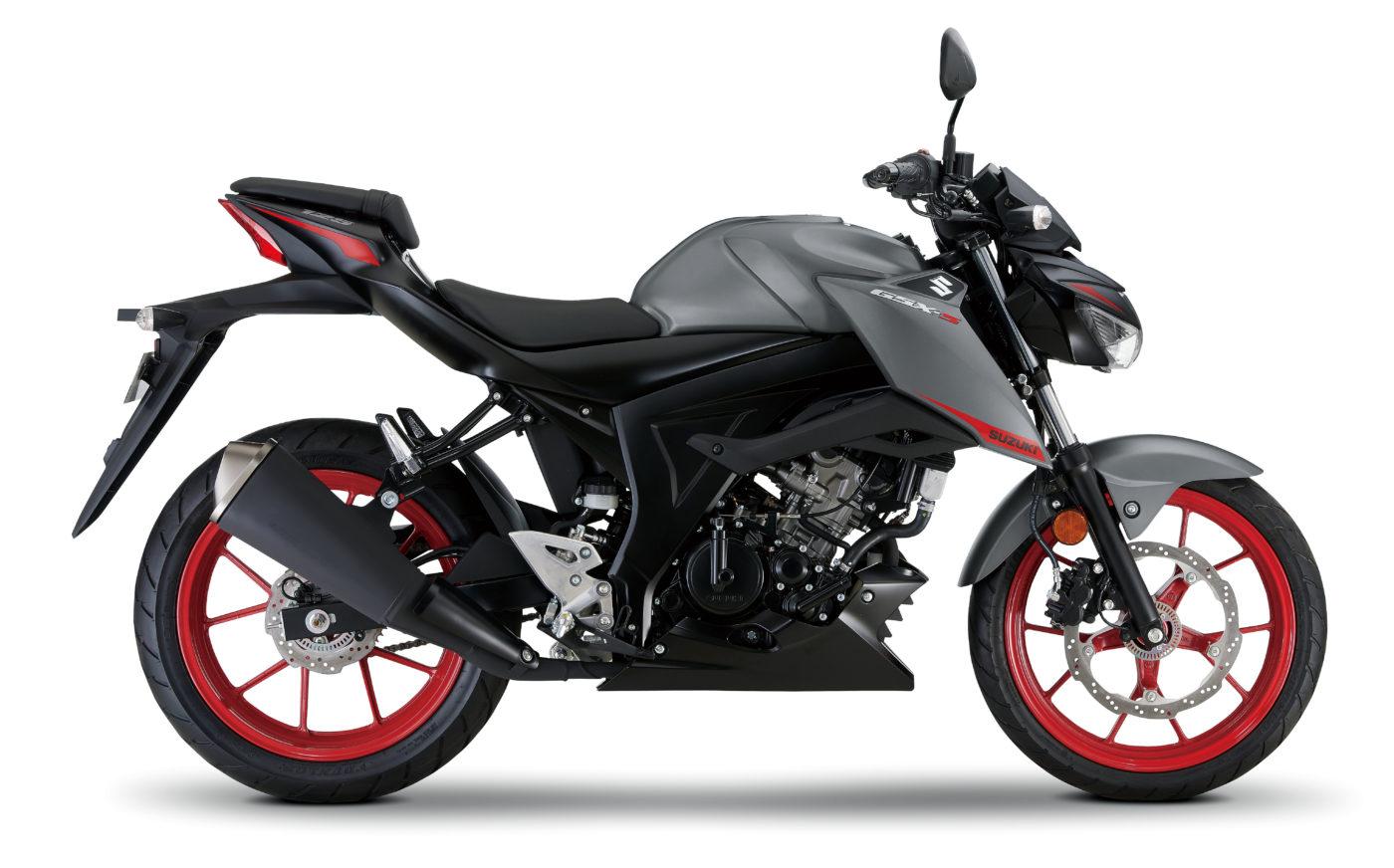 SUZUKI GSX-S125A 2020