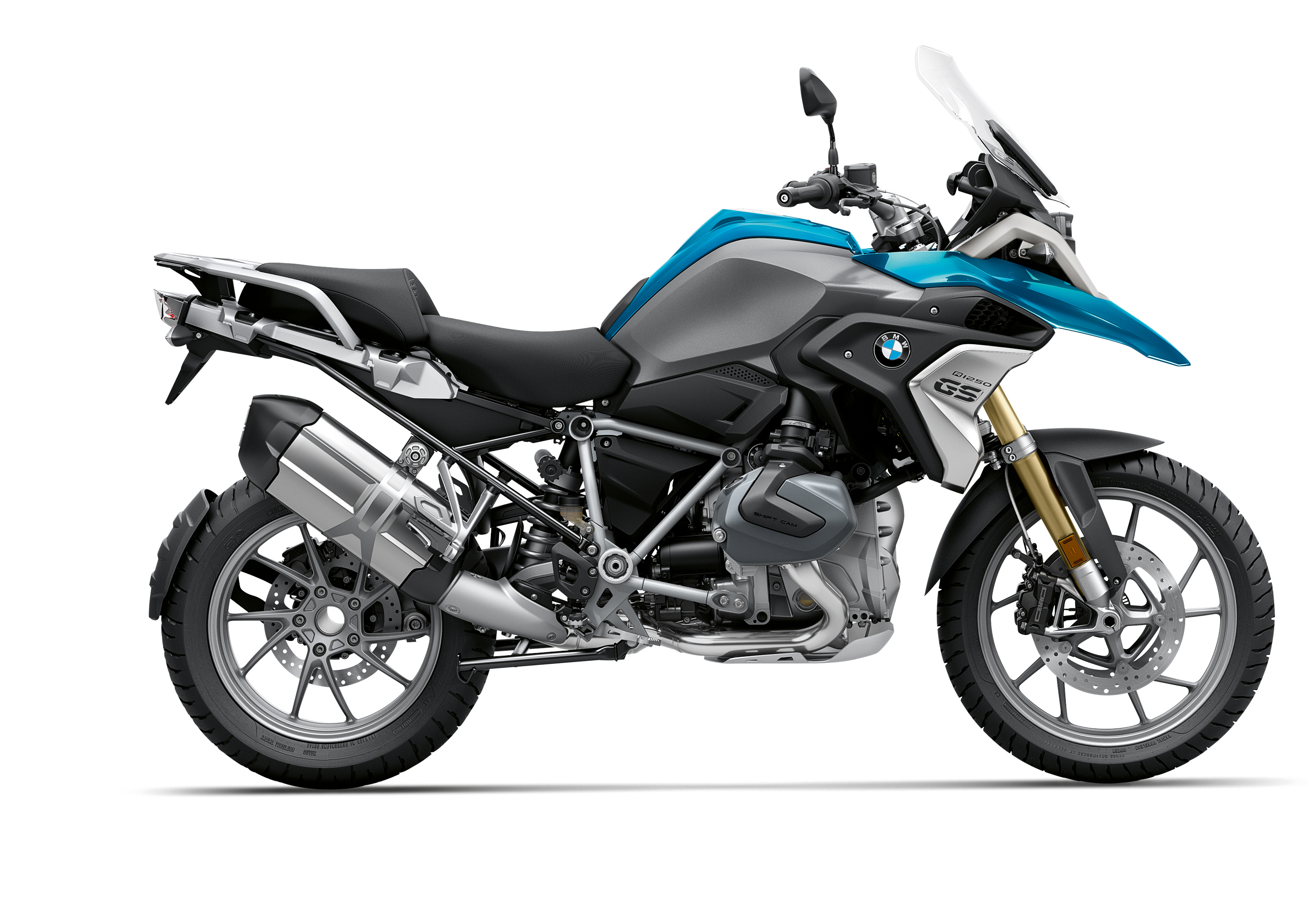 R 1250 GS Cosmic Blue metallic