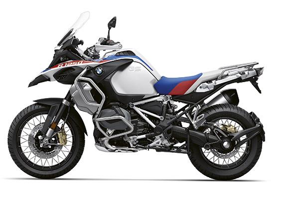 BMW R 1250 GS Adventure 2021