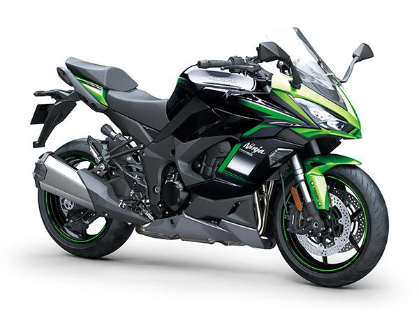 21MY Ninja 1000 SX GN1 STU