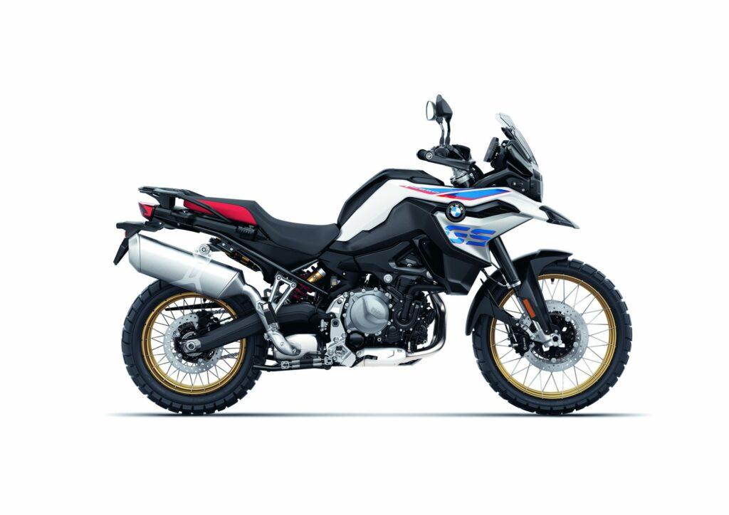 BMW F 850 GS vuokra moottoripyörät