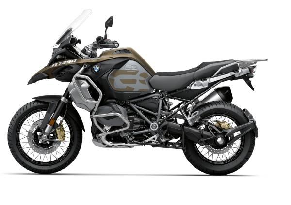 BMW R 1250 GS Adventure vuokra moottoripyörät