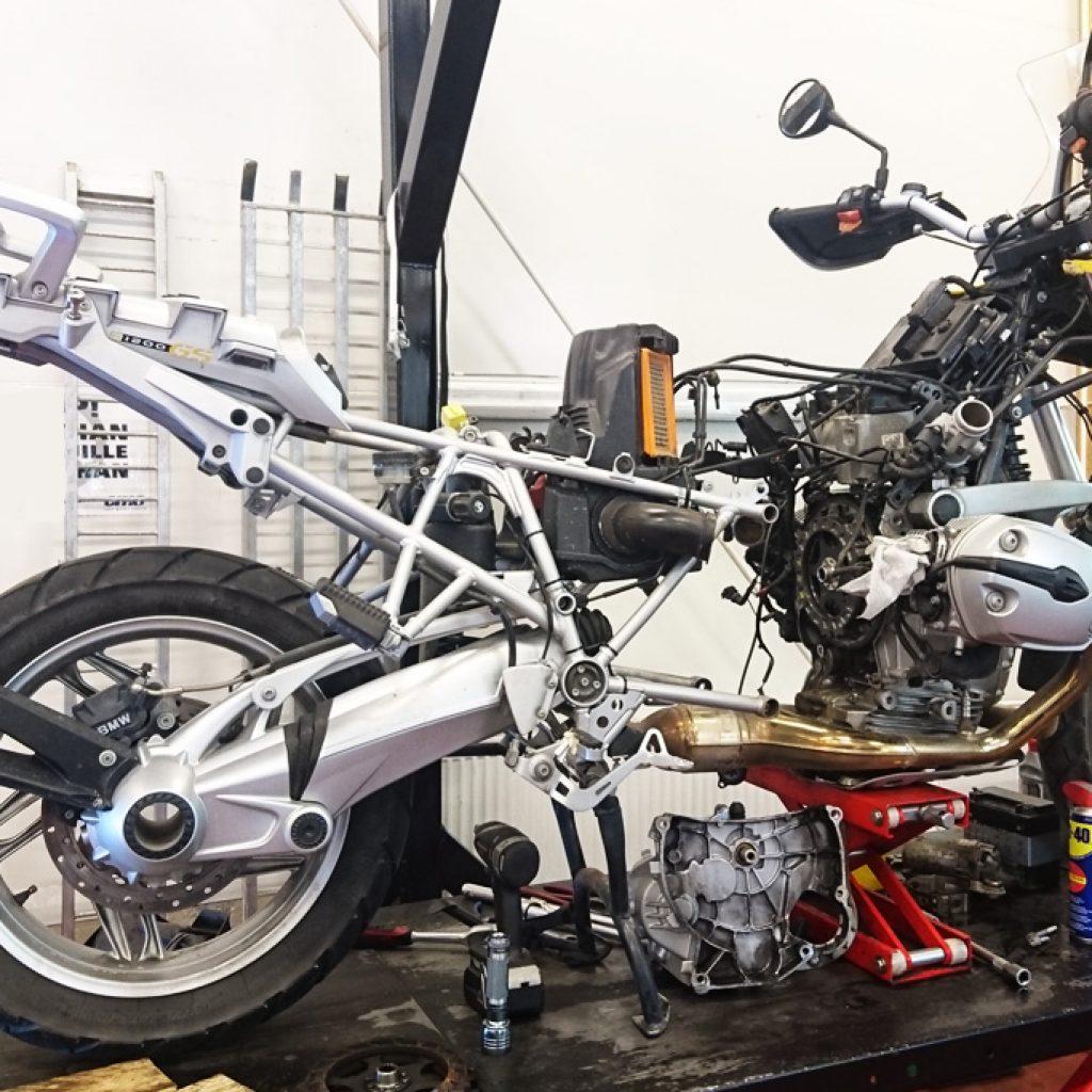 EMC Huolto BMW
