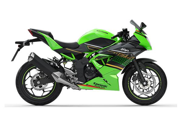 Kawasaki Ninja 125 2020
