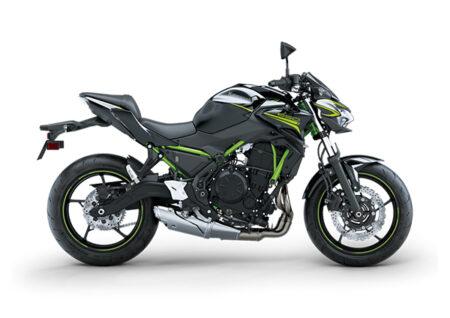 Kawasaki Z650 2020