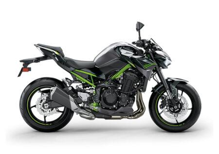 Kawasaki Z900 (70kW) 2020