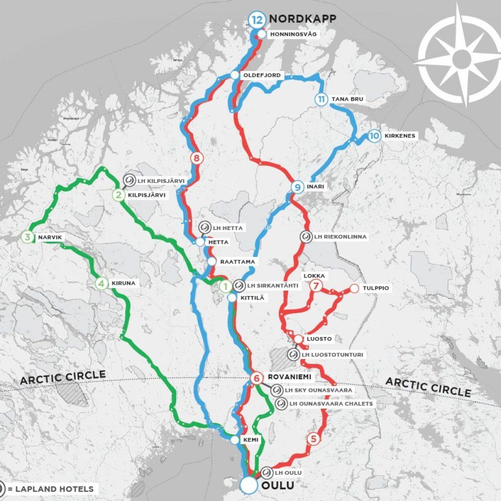 RENT A BIKE Vuokraa moottoripyörä Oulu