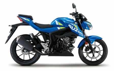 SUZUKI GSX-S125XA 2020