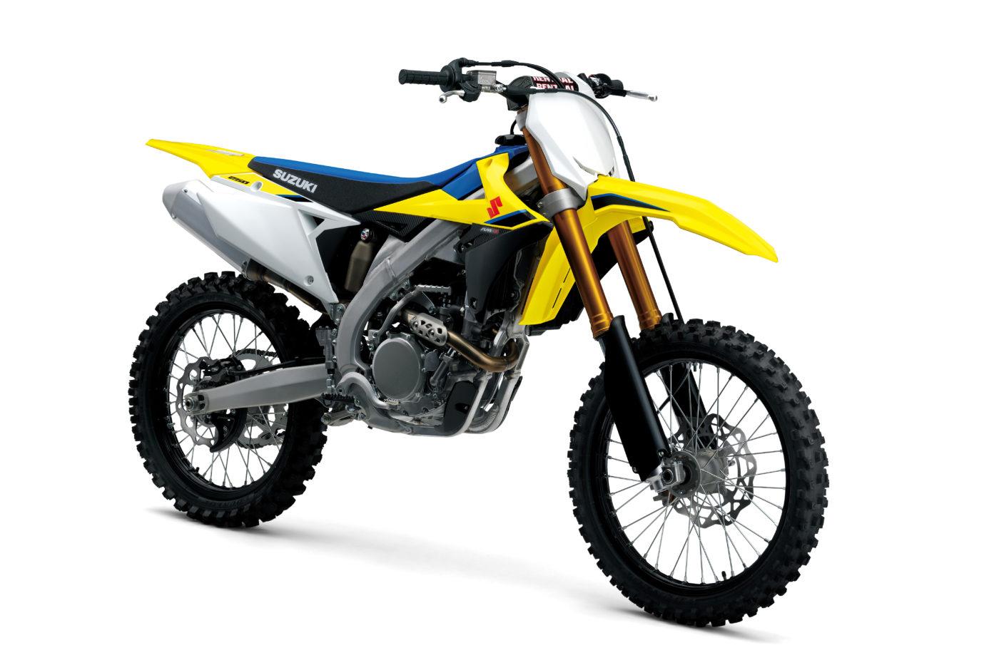 SUZUKI RM-Z250 2020