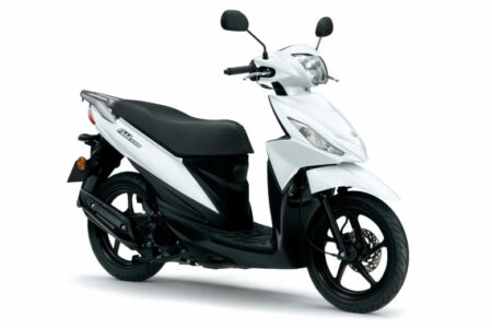 SUZUKI UK110 ADDRESS 2020