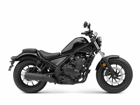 Honda Rebel 500 2021