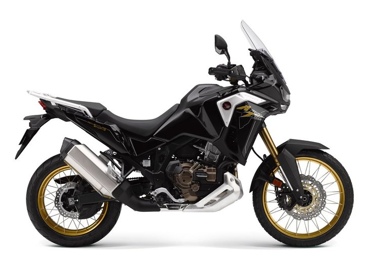 honda crf1100l adventure sports dct 2020 black