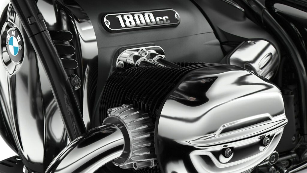 BMW R18 Fist Edition 2020 Boxer with pushrods