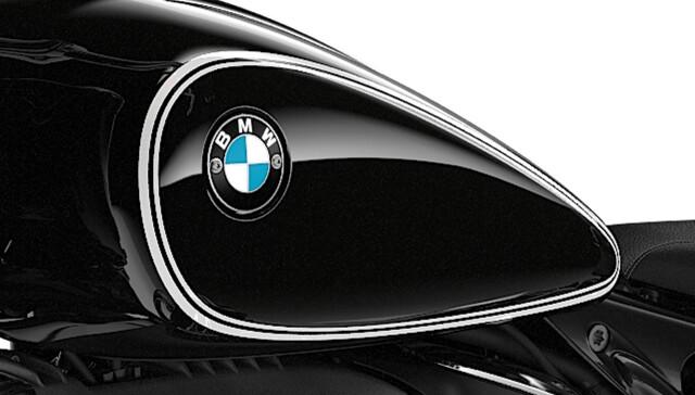 BMW R18 Fist Edition 2020 pinstriping
