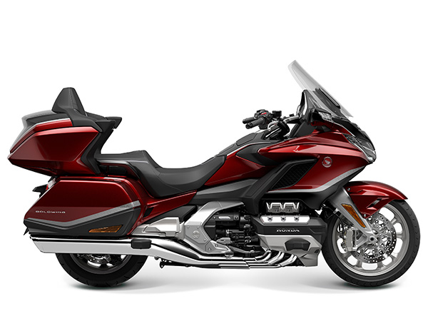 GL1800 Gold Wing Tour DCT 2021