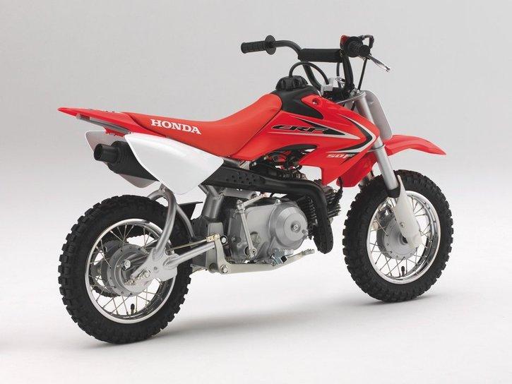 Honda CRF50F 2020 3