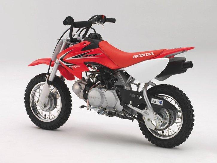 Honda CRF50F 2020 5