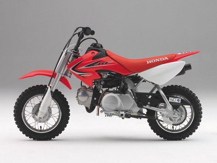 Honda CRF50F 2020 6