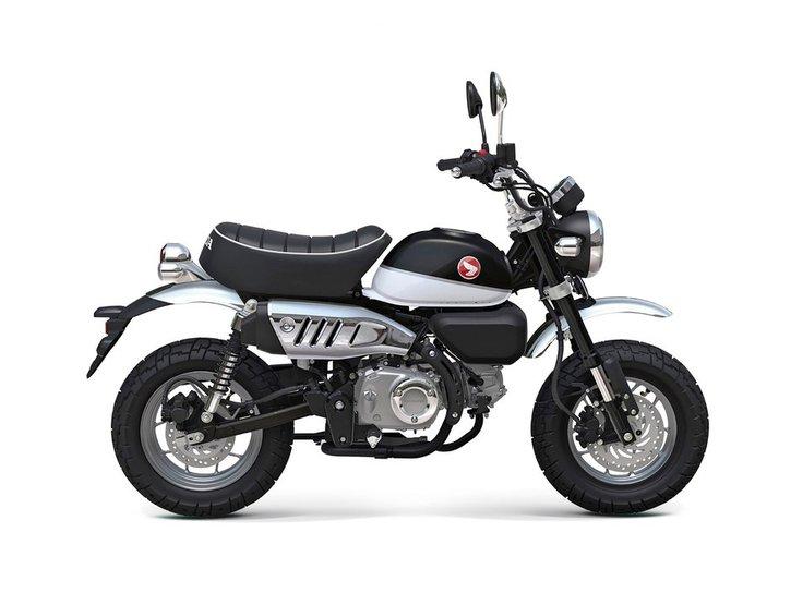 Honda Monkey 125 2020 black