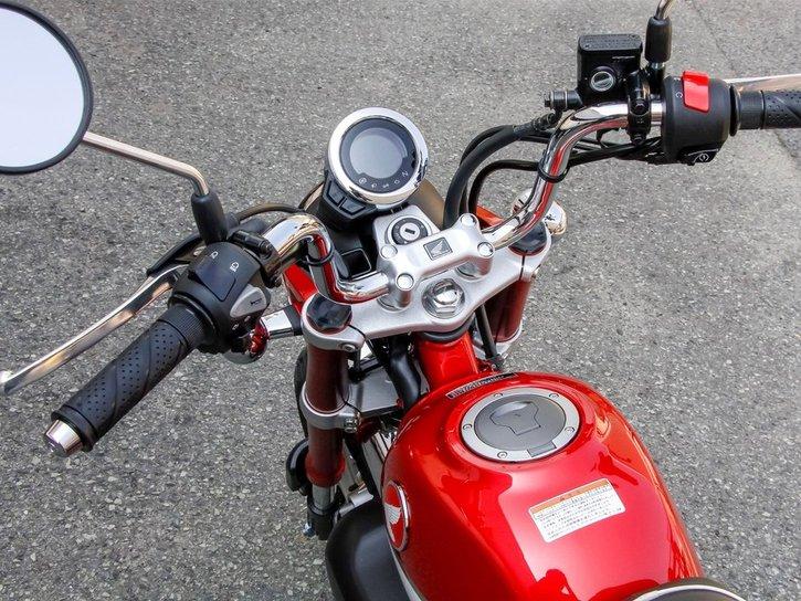 Honda Monkey 125 2020 red 2