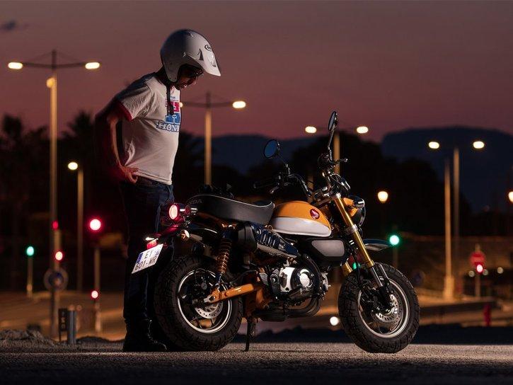 Honda Monkey 125 2020 show 2