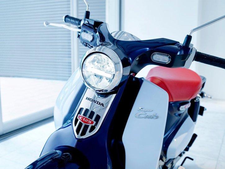Honda Super Cub 125 2020 2