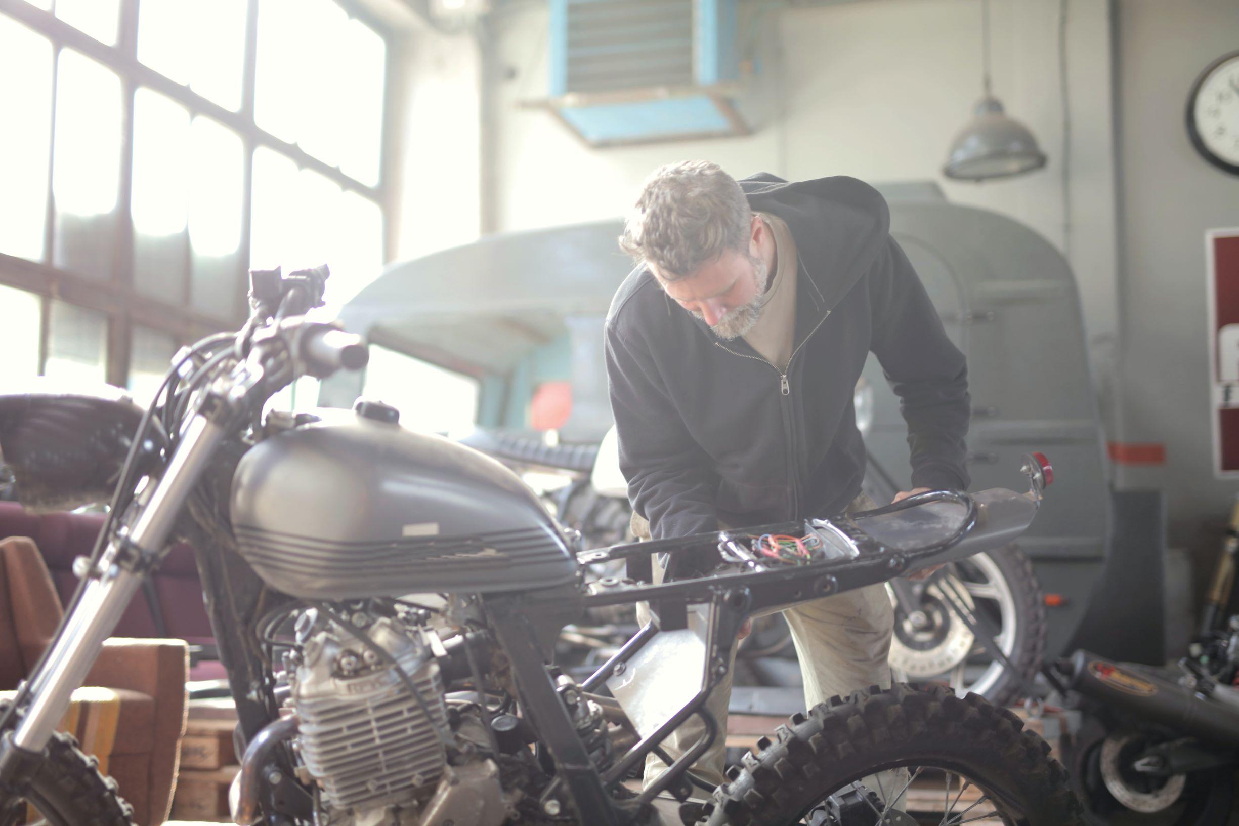 emc huolto oulu moottoripyörä kelkka mönkijä skootteri mopo