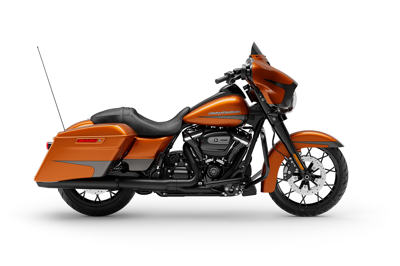 20 FLHXS Scorched Orange Silver