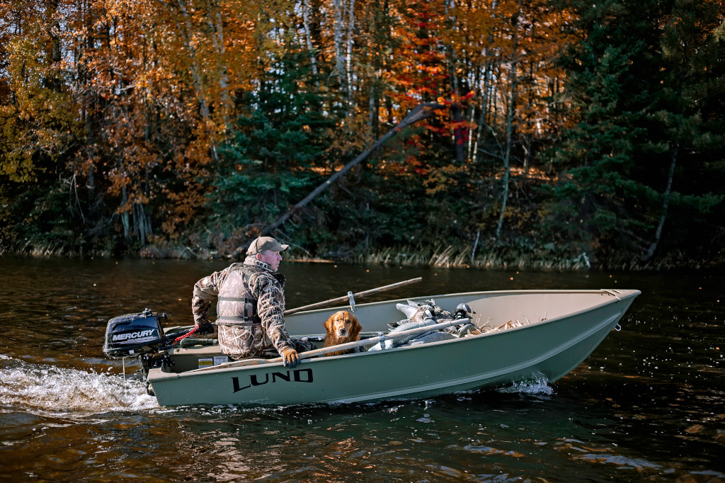 LundWC 12 6hp Hunting282