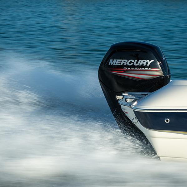 Mercury FourStroke 115 hv perämoottori v