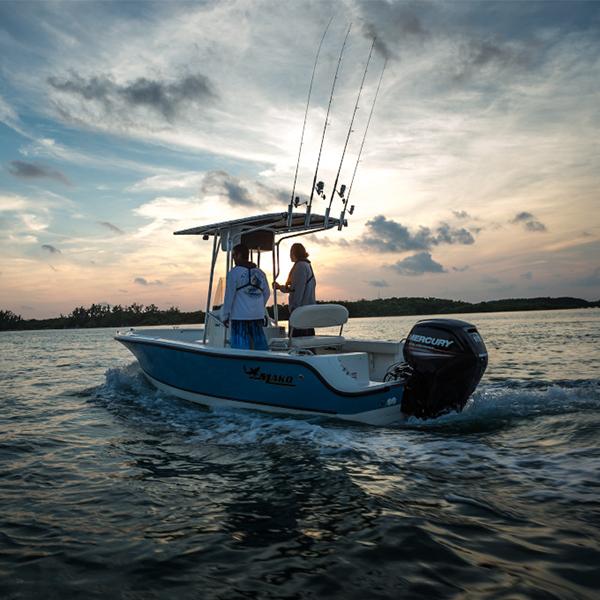 Mercury FourStroke 115 hv perämoottori boat