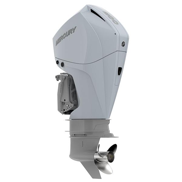 Mercury FourStroke 200 hv perämoottori Cold White valkoinen