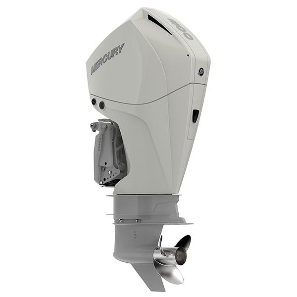 Mercury FourStroke 200 hv perämoottori Warm White valkoinen