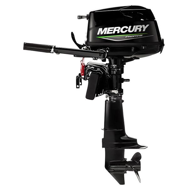 Mercury FourStroke 5 hv propane 2