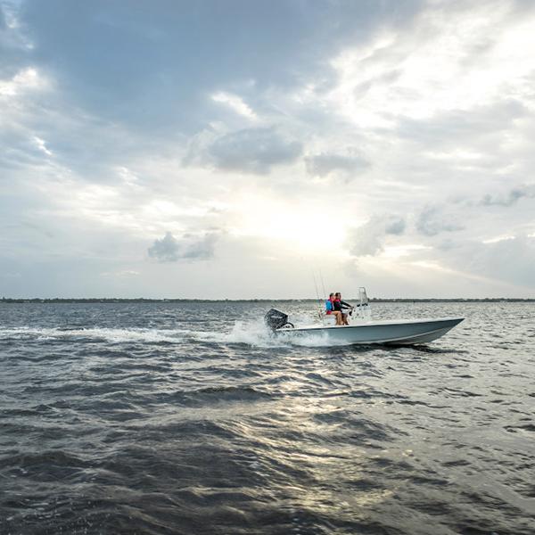 Mercury Pro XS 115 hv boat
