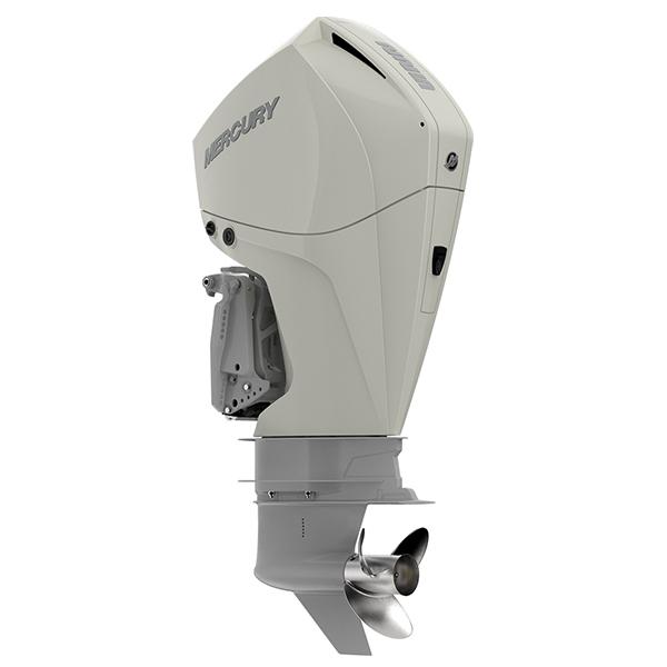 Mercury Pro XS 115 hv perämoottori Pearl Fusion White