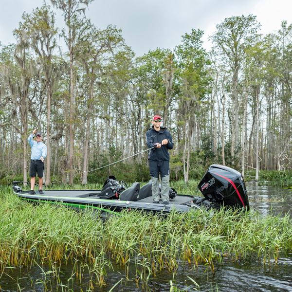 Mercury Pro XS 200 hv kalastus
