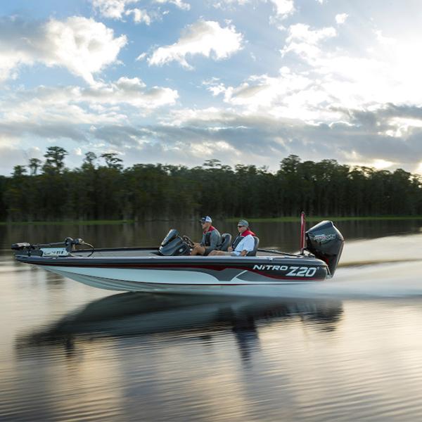 Mercury Pro XS 250 hv boat