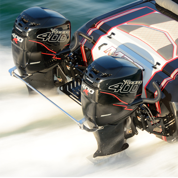 Verado 400R black
