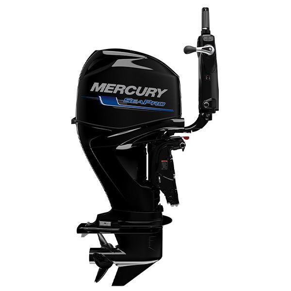 mercury SeaPro 40 60hp STRBDSide Tiller