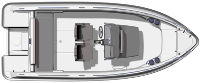 Bella 550R layout