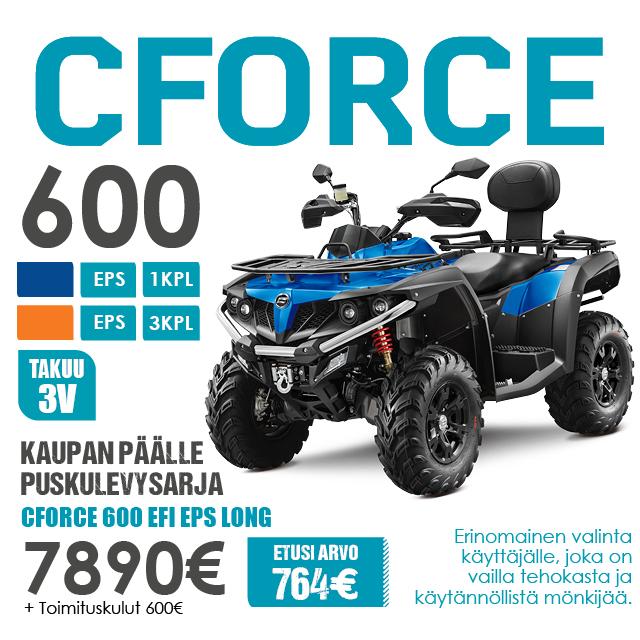 CFMoto 520 600 820 Puskulevysarja TK2