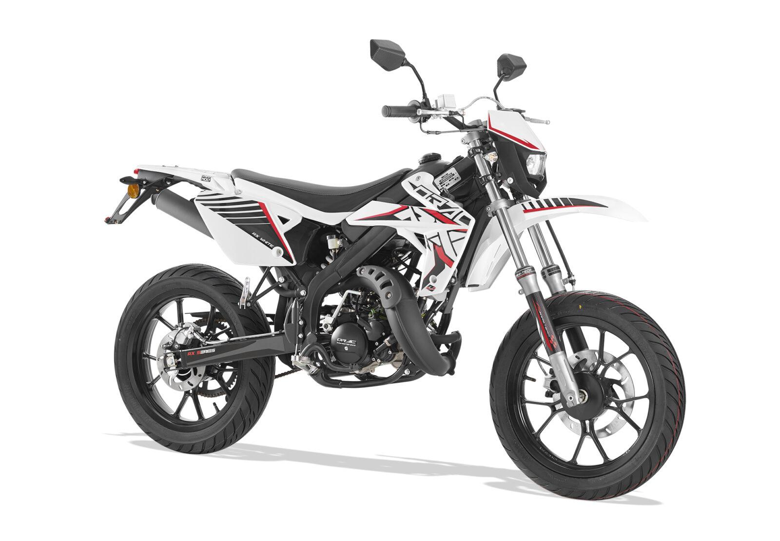 SM RX white