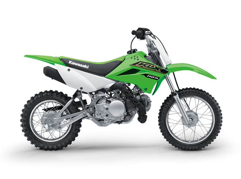 Kawasaki KLX110 2021 enduro