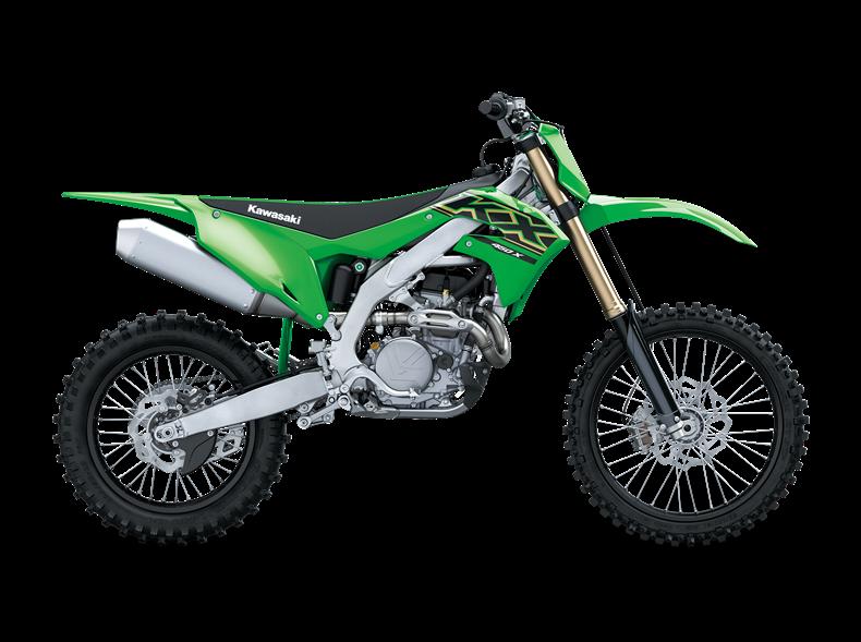 Kawasaki KX450XC 2021