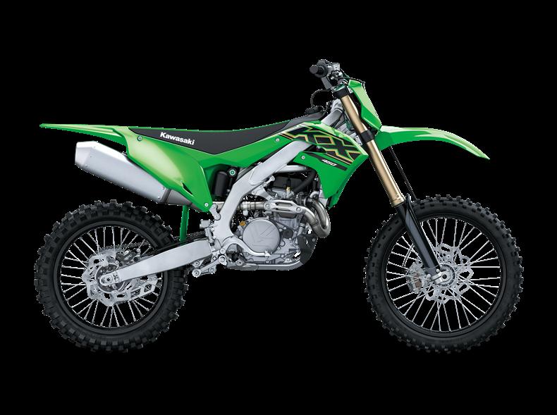 Kawasaki KX450 2021 motocross